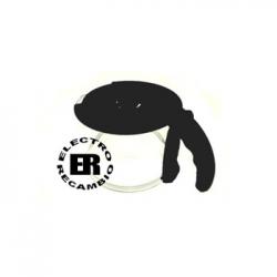 Jarra cafetera Ufesa CG7219 negra
