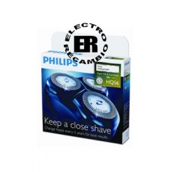 Conjunto cortante Philips HQ56