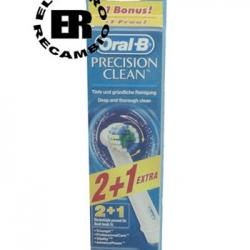 Cabezal cepillo eléctrico Oral-B
