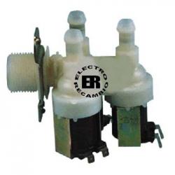 Electroválvula standard 3 vias 90º