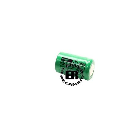 Batería 2/3 AAA 1,2V NI-MH, 300MAH