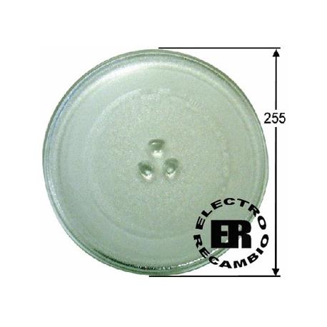 Plato microondas Ø 255 mm. Balay