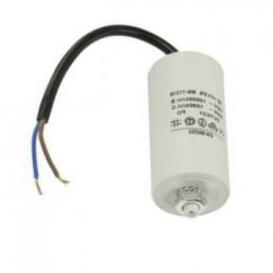 Condensador arranque 12 MF con cable