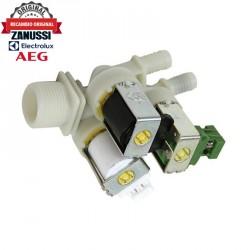 Electrovalvula 3 vías lavadora AEG L62622
