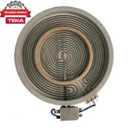 Calefactor Teka DC Doble circuito