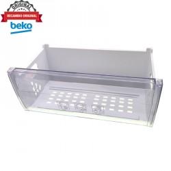 Cajón inferior congelador combi Beko CN236220