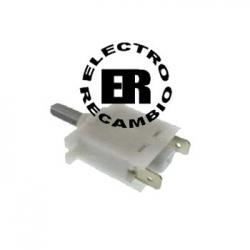 Interruptor luz Ignis pivote largo 2 cm
