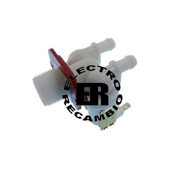 Electroválvula standard 2 vias 180º