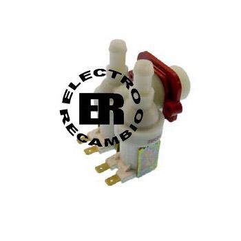 Electroválvula standard 2 vias 90º