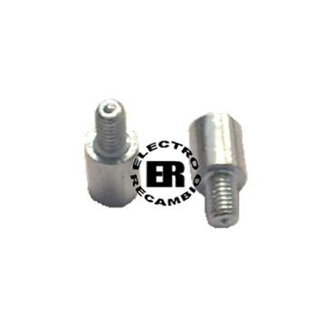 Reductor métrica ánodo de magnesio 8 mm a 6 mm