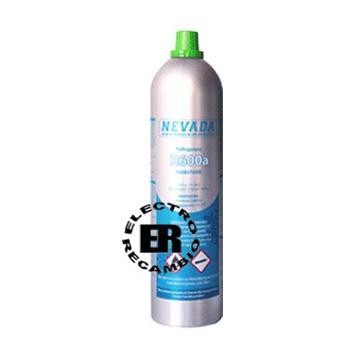 Gas refrigerante R600a