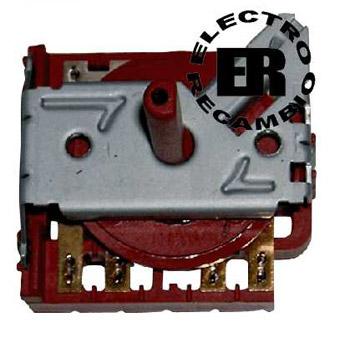 Conmutador horno Teka 4 posiciones
