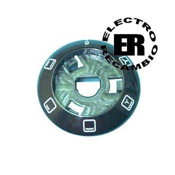 Dial mando Fagor 5 funciones negro