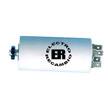 Condensador permanente 25 MF / 450V